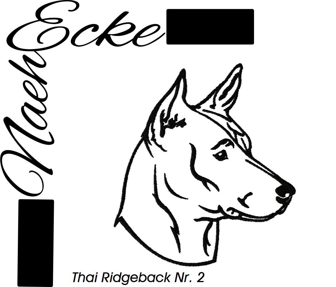 Thai Ridgeback 2