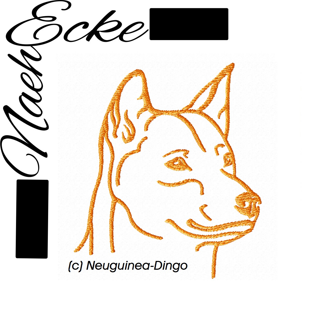 Neuguinea-Dingo