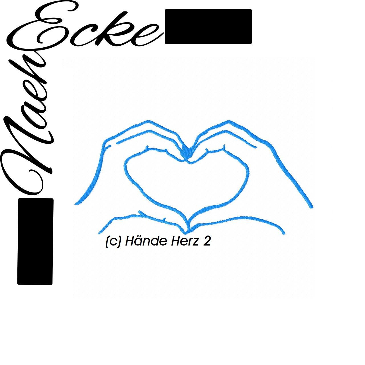 Hand Herz 2