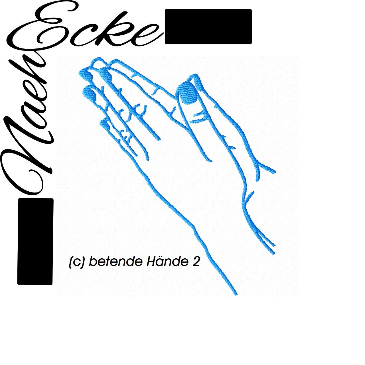 betende Hände 2