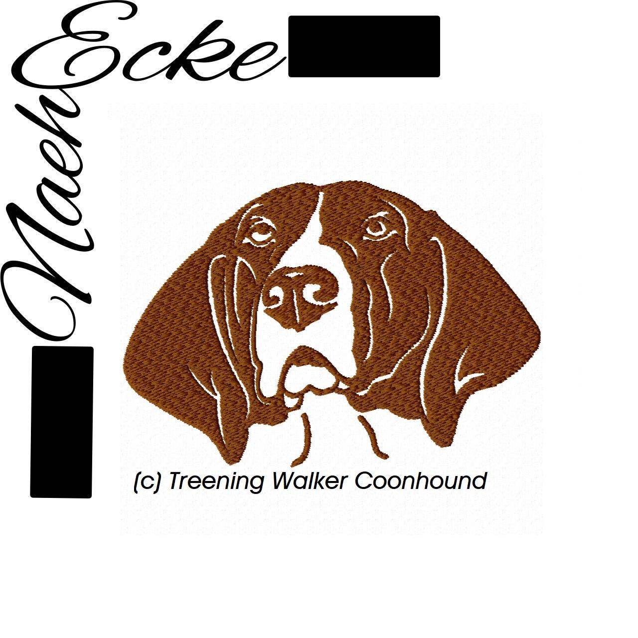 Treening Walker Coonhound
