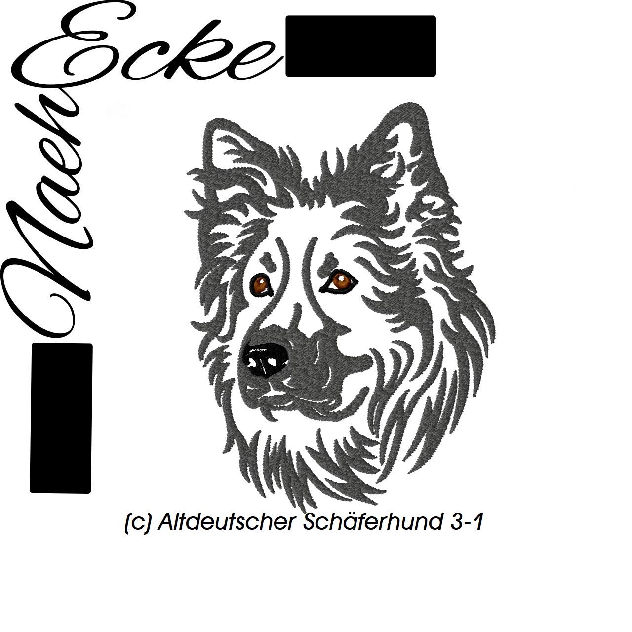 Altdeutscher Schäferhund 3-1