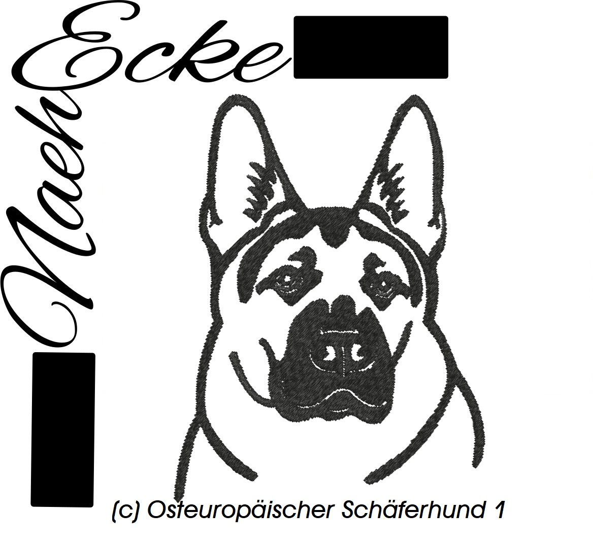 Osteuropäischer Schäferhund