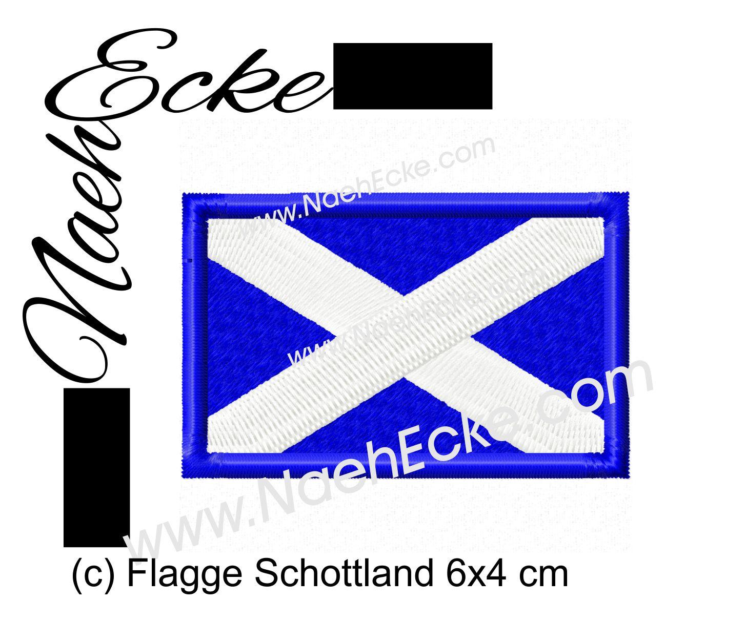 Flagge Schottland