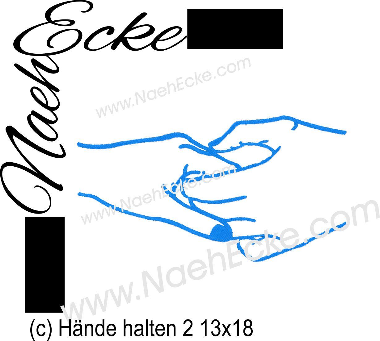 Hände halten 2