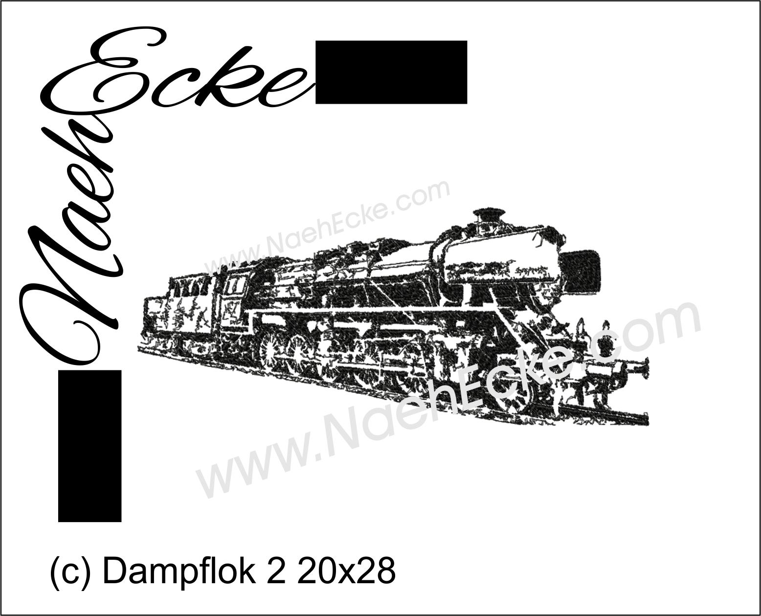 Dampflok 2 / BR53