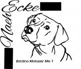 Bardino-Molosser Mix