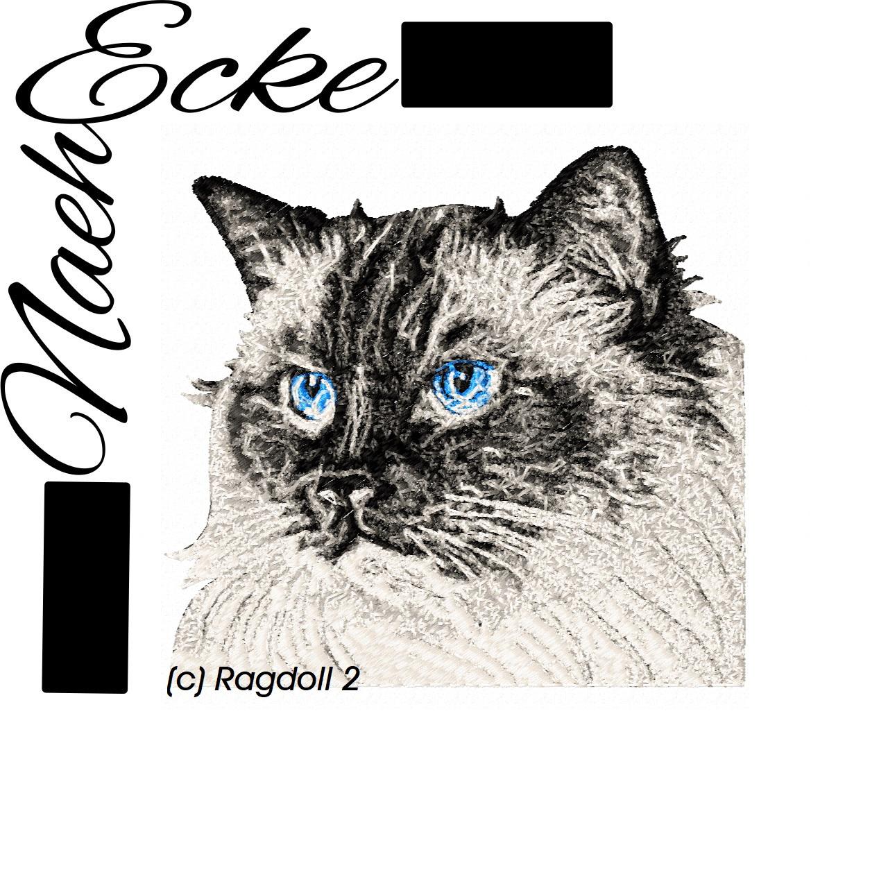 Stickdateien Katzen / Großkatzen