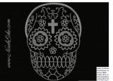 Stickdateien Totenköpfe, Skulls,Sugarsculls