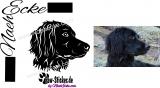 Auftragsarbeiten Stickdateien Hunde / Pferde / Katzen
