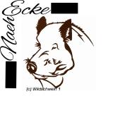 Stickdatei Wildschwein 1 13x18