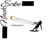 Stickdatei Kite-Surfing Nr. 1 13x18