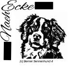 Stickdatei Berner Sennenhund 13x18