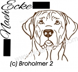 PLOTTERdatei Broholmer 2 SVG / EPS