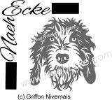 PLOTTERdatei Griffon Nivernais SVG / EPS