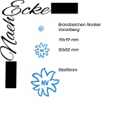 Embroidery Brand Noriker Vorarlberg  4x4