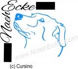 PLOTTERdatei Cursino 1 SVG / EPS