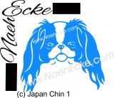 PLOTTERdatei Japan Chin 1 SVG / EPS