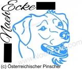 PLOTTERdatei Österreichischer Pinscher SVG / EPS