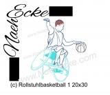 Stickdatei Rollstuhlbasketball 1 20x30