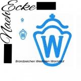 Stickdatei Brandzeichen Westfalen Warmblut 10x10