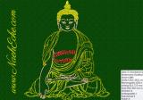 Stickdatei Buddha 2 13x18