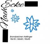 Stickdatei Brandzeichen Haflinger 10x10