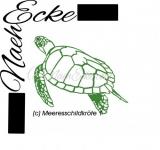 Stickdatei Meeresschildkröte 1 10x10