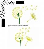 Stickdatei Pusteblume Set 10x10 & 13x18