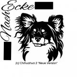 Stickdatei Chihuahua Nr. 2 10x10